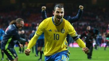 Возвращение Ибрагимовича в сборную Швеции стало реальным