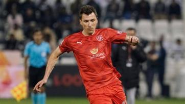 Агент Манджукича сообщил о готовности футболиста вернуться на поле