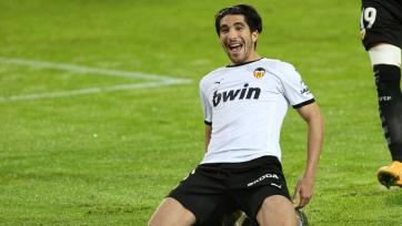 Симеоне хочет видеть в «Атлетико» еще одного игрока «Валенсии»