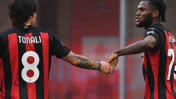 «Милан» идет на лучшей серии с 1994 года
