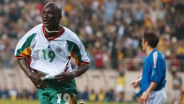 Скончался легендарный игрок сборной Сенегала 2000-х годов