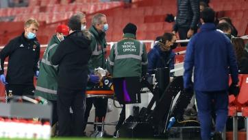 В матче «Арсенал» - «Вулверхэмптон» серьезную травму получил Хименес