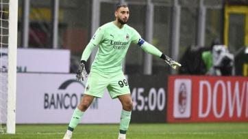 Доннарумма не думает об уходе из «Милана»