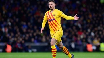 «Барселона» осталась без центральных защитников