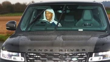 Марсьяль выбыл из обоймы «Манчестер Юнайтед»