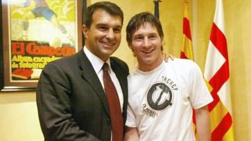 «Интер» в 2006-м предлагал за Месси 250 млн евро, «Барселона» ответила отказом