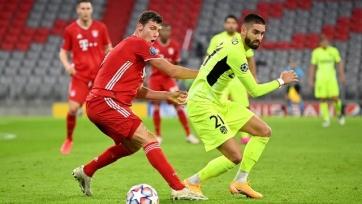 «Атлетико» – «Бавария». 01.12.2020. Где смотреть онлайн трансляцию матча