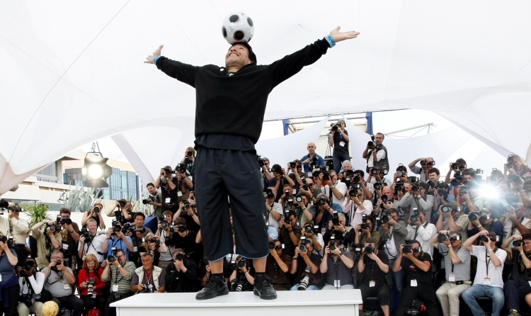 Диего Марадона. Самый человечный из богов