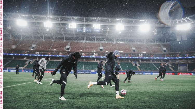 «Локомотив» Москва – «РБ Зальцбург» – 1:3. Текстовая трансляция матча