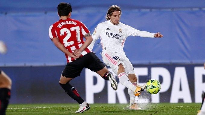 «Реал» - «Атлетик» - 3:1. Видео и обзор матча