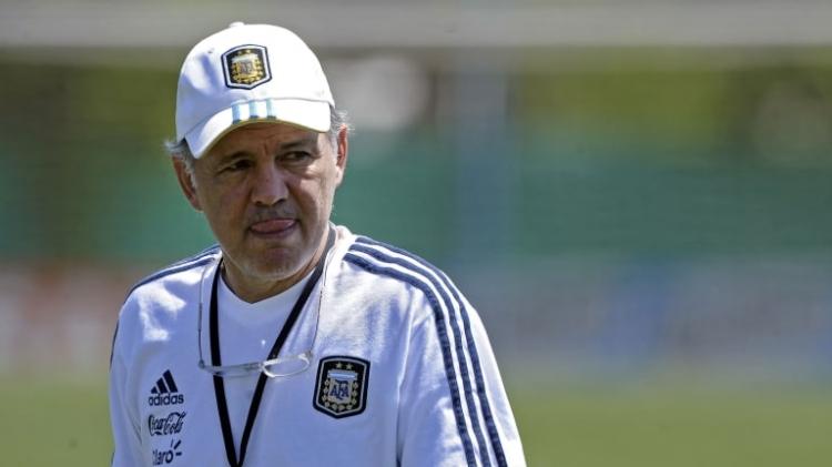 Еще одна потеря Месси. Аргентина попрощалась с экс-наставником сборной
