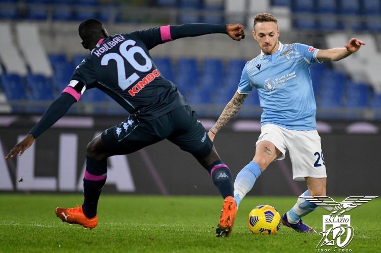 «Лацио» - «Наполи» - 2:0. Обзор и видео матча