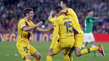 «Барселона» осталась без защитников, Лев продолжит работать со сборной Германии, «Наполи» не хочет отпускать Руиса