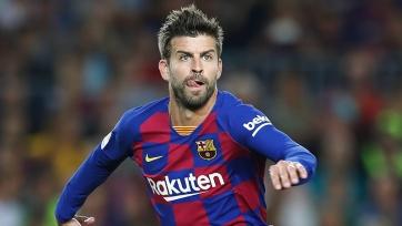 «Барселона» определилась с заменой травмированному Пике