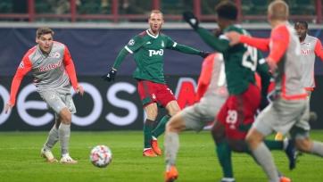 «Локомотив» дома проиграл «Зальцбургу» и стал 4-м в таблице