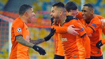Донецкий «Шахтер» повторно обыграл «Реал» в Лиге чемпионов