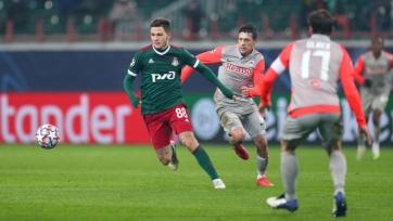 «Локомотив» последним из российских клубов лишился шансов на плей-офф Лиги чемпионов