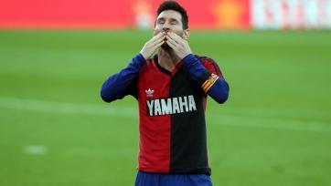 Оштрафованы Месси и «Барселона» за действия нападающего в память о Марадоне