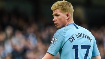 «Манчестер Сити» и Де Брейне договорились о новом контракте