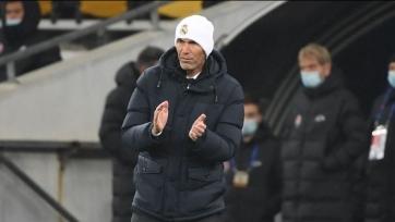 «Реал» не будет увольнять Зидана