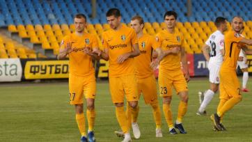 «Александрия», «Колос» и «Днепр-1» вышли в 1/4 финала Кубка Украины