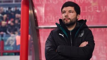 Мусаев: «Команда заслужила победу в матче Лиги чемпионов»