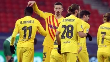 «Барселона» стала автором нового достижения Лиги чемпионов