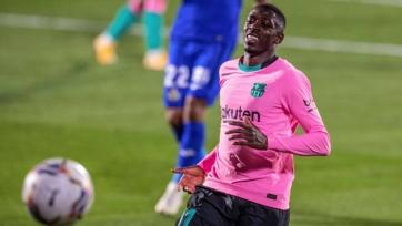 «Барселона» ведет переговоры с Дембеле о продлении контракта