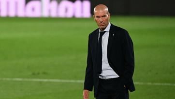 «Реал» может уволить Зидана после матча с «Боруссией» М
