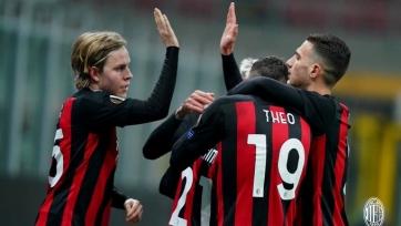 «Милан» в своем 400-м матче в еврокубках установил историческое достижение