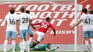 «Вест Хэм» – «Манчестер Юнайтед». 05.12.2020. Где смотреть онлайн трансляцию матча
