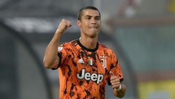 Роналду признан лучшим игроком месяца в Серии А