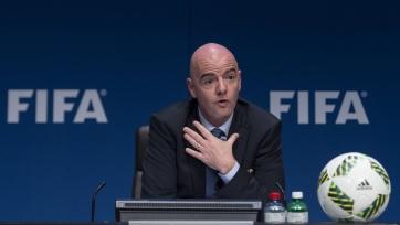 Инфантино: «ВАР не вредит футболу»