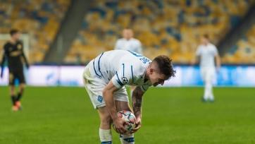 «Динамо» Киев в меньшинстве удержало победу над «Мариуполем»