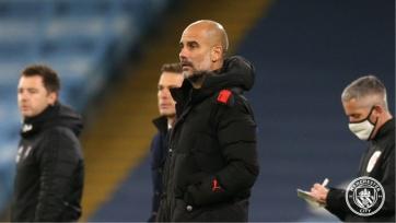 Гвардиола дал объяснение своим действиям в матче против «Фулхэма»