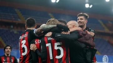 «Милан» имеет лучший старт в Серии А за последние 65 лет