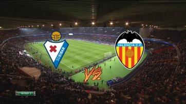 «Эйбар» – «Валенсия». 07.12.2020. Где смотреть онлайн трансляцию матча