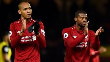 «Ливерпуль» предложит новые контракты Фабиньо и Вейналдуму