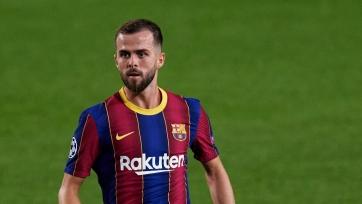 Пьянич недоволен своим положением в «Барселоне»