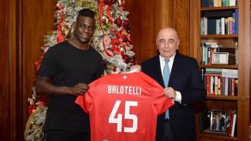 Балотелли перешел в «Монцу» Берлускони
