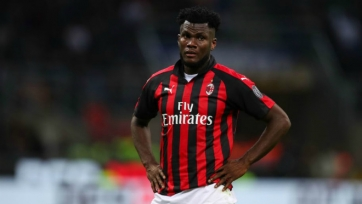 «Арсенал» и «Тоттенхэм» намерены побороться за полузащитника «Милана»