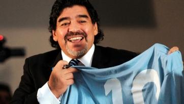 В Аргентине предлагают разместить портрет Марадоны на деньгах. Фото