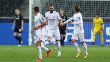 «Реал» Мадрид – «Боруссия» М. 09.12.2020. Прогноз и анонс на матч Лиги чемпионов