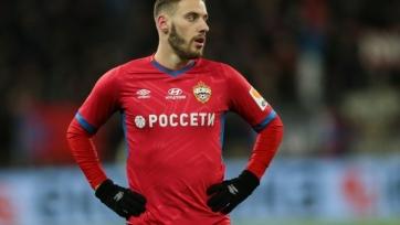 ЦСКА оставил Влашича дома, улетев в Загреб