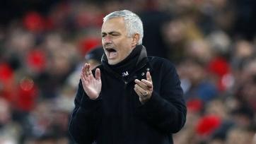 Моуринью назвал главного претендента на победу в Лиге Европы