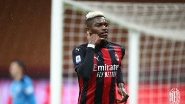 Леау вернулся в состав «Милана»