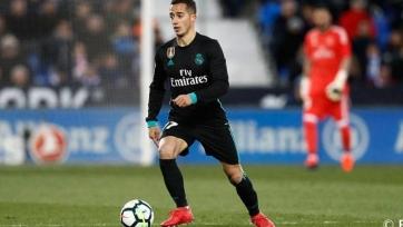 Васкес не может договориться с «Реалом» о продлении контракта