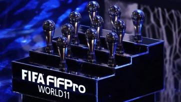 Профсоюз футболистов FIFPro назвал претендентов на включение в команду года