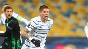 Киевлянин Попов вошел в сборную 6-го тура ЛЧ
