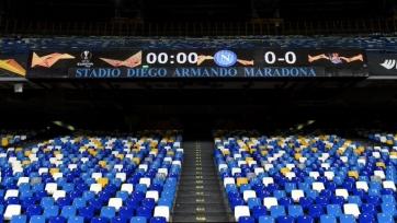 «Наполи» проводит премьерный матч на стадионе имени Марадоны
